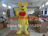 hot sale lovely bear costumes character bear mascot costumes  (click to see more pictures)