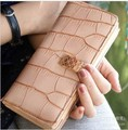 Hot sale!!! 2013 new arrival women's,girl's wallet  Fashion stone grain money clips with metal buckle free shipping wholesale(China (Mainland))