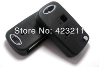 2 Buttons Key Remote Case Shell For TOYOTA RAV4 Prado