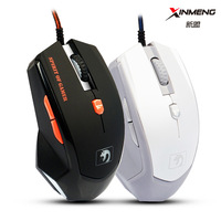 Mamba 3 m391 wired usb notebook mouse game mouse luminous
