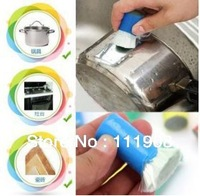 Free shipping Stainless steel decontamination Scaling bar Metal cleaning brush as Tire brush Metal Rust brush kitchen product.