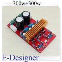YJ IRS2092 IRFI4019 300W+300W Class D amplifier board