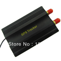 Free shipping Vehicle Car GPS Tracker TK103A cut off fuel GPS tracker  Real-time tracking