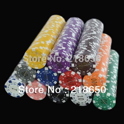 Casino chips value gambling rec