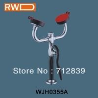 Emergency mobile shower & eye wash WJH0355A