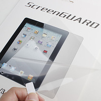 Ultra Matte Anti Fingerprint Screen Protector for Samsung Galaxy Tab2 10.1 P5100/P5110