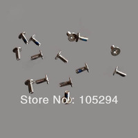 Free Shipping For  iPhone 5 5g New Full Set Main Screw  Repaire Parts Replacement 10pcs/lot