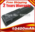 10400mAh Laptop battery for HP PAVILION DM4 DV3 DV5 DV6 DV7 DV8 G4 G6 G7 P/N 593554-001
