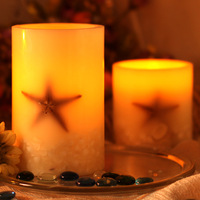 Quality led electronic candle artificial candle festive gift