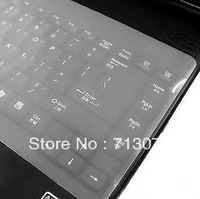 Notebook general keyboard cover pure silica gel keyboard cover keyboard membrane waterproof