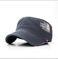 2013 men's fashion hat adjusal cap high quality 100% cotton hat free shipping hot sale