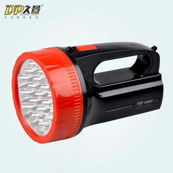 711b led searchlight strong light emergency light portable charge flashlight