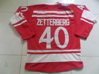 ice hockey jersey detroit 2014 Winter Classic  #40 Henrik Zetterberg  Premier Jersey