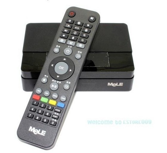 2013 New arrival ! Mele A2000G mini pc tv Set top box HD Stick TV dongle &amp;F10 Fly Air Mouse with Free Shipping!!(China (Mainland))