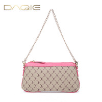 2013 women's handbag pvc  chain bag shoulder  vintage handbags Lady's Fashion New Design Plaid  Bags Free Shipping