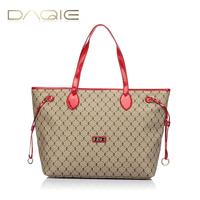 2013 women's handbag g e for rac classic fashion vintage women's handbag fabric bag pvc shoulder bag