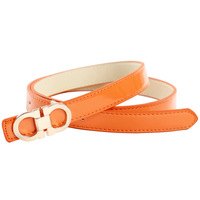 free shipping new arrival women fashion Belt  simple decoration lady's all-match thin belts Various Colors