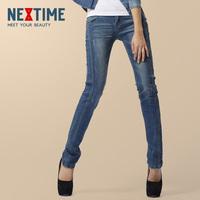 2013 women's straight jeans trousers Women fashion jeans pants