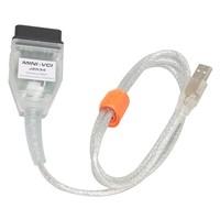 Quality B MINI VCI TOYOTA TIS Techstream 8.10.021 Toyota Lexus Diagnostic Cable