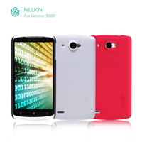 HK ship  for Lenovo S920  cases Nillkin super frosted shield +Screen protector for free