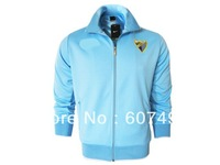 Hot sale!!!!!thailand quality Malaga jacket  top quality  embroidery logo, lowest price,fast shipping+free gifts
