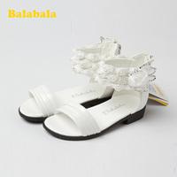 BALABALA balabala children shoes children princess sandals summer