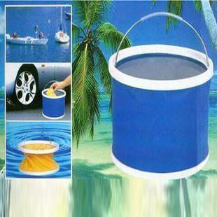 Folding bucket car wash car bucket outdoor portable fishing bucket retractable car wash supplies
