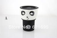 2 шт/много Япония КИНТО аутентичные Свеча света лесных животных помощи костяного фарфора кружки керамические кофейные чашки