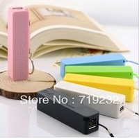 Free Shipping External Battery 2600mAh Emergency Power Bank Charger for Phone 4/4S Various Mobile