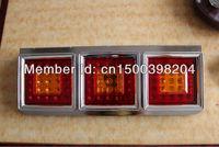 24V mistubishi truck hino truck japnese truck trailer rear light led stop turn tail lights