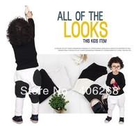 free shipping  2013 new best quality fashion brand Cotton children clothing set polka dot clothing set