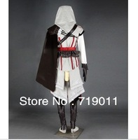 Retail High Quality Assassin Cosplay Clothes for Hallowmas and Christmas Day