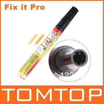 10Pcs/lot Fix it PRO Auto Car Body Scratch Repair Pen Filler Sealer Clear Coat,free shipping Wholesale