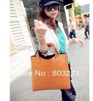 2013 Women's Fashion Handbag Leather Large Bag One Shoulder Cross-Body Women's Handbag WomensTotes Wholesale Free Shipping