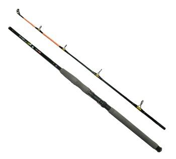 2.1 meters ultra hard carbon sea rod boat fishing rod 2 spinning rod far