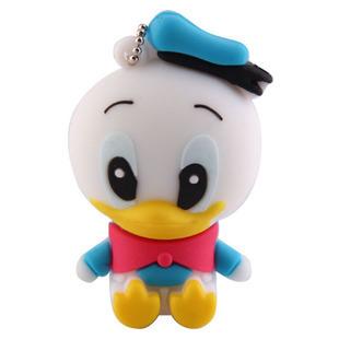 Usb flash drive 8g little duck cartoon usb flash drive personalized usb flash drive