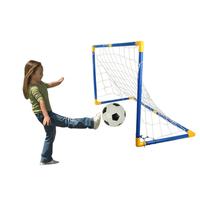 1 set ,build your own,folding soccer  football goal set, mini goal sport goods for kids,parent-child goal,AF01061