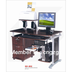 GX-802 desktop computer desk with drawer(China (Mainland))