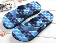 TX0002 Free shipping men sandals fashionable casual male flip flops sandals summer fashion flat flip cool clip slippers