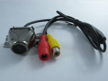 Free Shipping  Waterproof Car Rear View Reverse Backup Waterproof NTSC system CMOS Camera