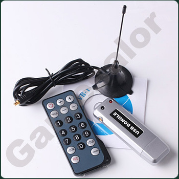 Free shipping Digital USB DVB-T HDTV TV Tuner Recorder Receiver #9714