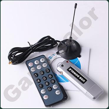 Free shipping Digital USB DVB-T HDTV TV Tuner Recorder Receiver #9714(China (Mainland))