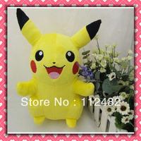 Free shipping POKEMON pikachu  plush doll 30cm 12pcs/lot Soft plush Toys