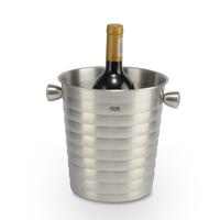 Stainless steel ice bucket champagne bucket ice bucket ktv hy091