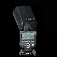 YONGNUO Upgraded YN560 YN-560 III + White Diffuser Wireless Flash Speedlite Flash Light For Canon Nikon DSLR Camera