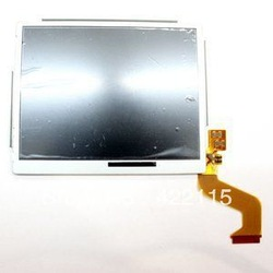 DHL Free Shipping Brand New Upper Top LCD Display Screen Replacement Nintendo NDSI DSI XL/ LL 50pcs/lot(China (Mainland))