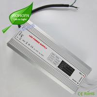 High quality CE Approved 100W DC12V/24V LED driver waterproof 100V-250V input LED power supply LED transformer for LED lighting
