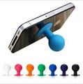 For  iphone Holders&Stands    Rubber Ball Stand Holder For ipad +For iphone 4G 5G   Free shipping