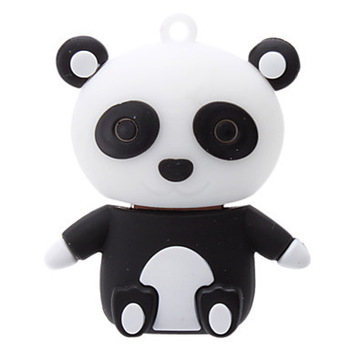 Panda USB 2.0 Flash Drive 4GB 8GB 16GB 32GB 64GB Free Shipping