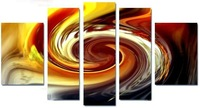 Free shipping ABSTRACT CANVAS ART OIL PAINTING Guaranteed decoration oil painting P44385